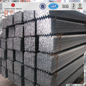 S235jrg2 Steel Materials High Strength Steel Angle Bar pictures & photos