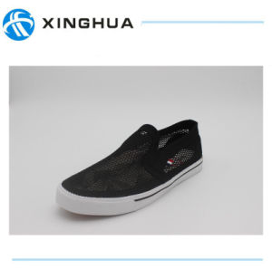 2017 New Design Men′s Mesh Casual Canvas Shoes pictures & photos