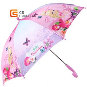 Heat Transfer Print Chlidren Umbrella (YS-Sk002A) pictures & photos