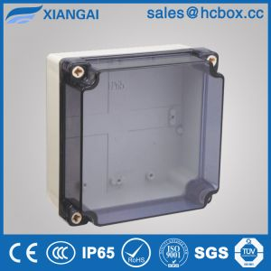 Plastic Junction Box Plastic Screws Waterproof Junction Box 150*150*80mm pictures & photos