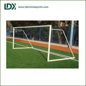 2X5 Mini Small Steel Child′s Soccer Goal in Backyard pictures & photos