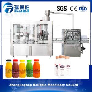 Pet Bottle Fruit Juice Production Line / Juice Filling Machine pictures & photos