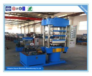 Rubber Shoe Sole New Design Plate Hydraulic Press pictures & photos