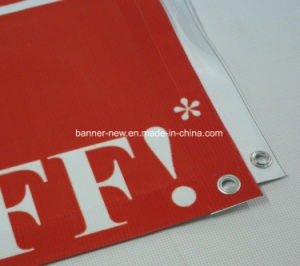 13oz High Resolution Outdoor Advertising Block-out Vinyl Banner (SS-VB108) pictures & photos