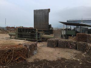 Y81k-600 Hydraulic Scrap Metal Baler Machine pictures & photos