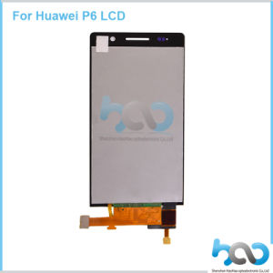 Orignal Touch Screen LCD for Huawei P6 pictures & photos