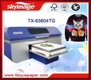 Oric Direct to Garment Printer Gh2220 Printhead Multifunctional T-Shirt Printer Tx-63604tg pictures & photos