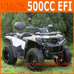 EEC EPA 500cc 4X4 ATV Quad pictures & photos