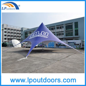 Dia 16m Coffee Shop Single Peak Spider Star Tent for Events pictures & photos