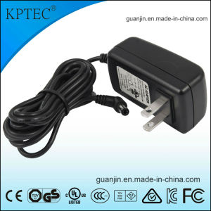 12V/2A/25W AC/DC Switching Power Adapter Supply with USA Standard Plug pictures & photos