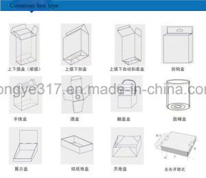 Manufacturer Custom PP Scrub Cosmetic Blister Box pictures & photos