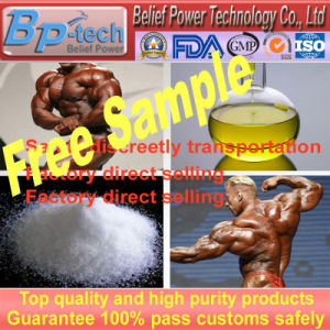 Bodybuilding Anabolic Steroids Powder Stanolone Androstanolone Dht CAS 521-18-6 pictures & photos
