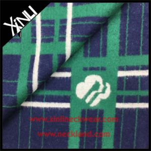 Jacquard Woven Custom Designer Brushed Winter Scarf pictures & photos