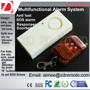 Mluti-Function Alarm System for Door Sos pictures & photos