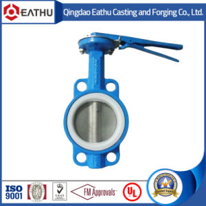 Cast Iron EPDM Seat Butterfly Valve Pn16 pictures & photos