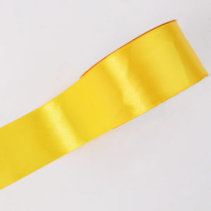 50mm Plain Satin Ribbon pictures & photos
