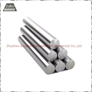 High Quality Polished /Ground Finish Pure Tungsten Rod/Tungsten Heavy Rods/Tungsten Bars/Tungsten Rods for Heater Elements/Tungsten Rod/Welding Electrodes pictures & photos