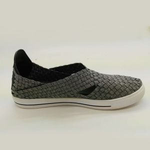 Fancy Breathable Knit Running Sneaker Men Shoes Run Flyknit Footwear pictures & photos