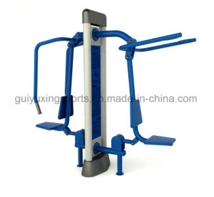 Push and Pull Chair of Outdoor Fitness Equipment pictures & photos