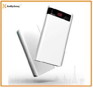 High Capacity Polymer Battery 20000mAh Portable Moble Charger Power Bank pictures & photos