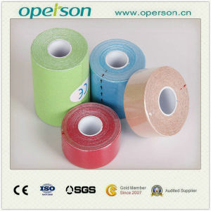 Kinesiology Tape Approved by CE and ISO pictures & photos