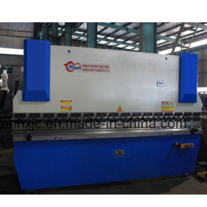 250t/4000 Electronic Steel Plate CNC Hydraulic Bending Machinery Equipment pictures & photos