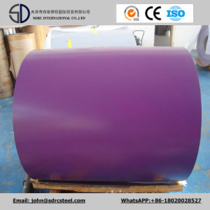 Color Coated Galvanized Steel Coils PPGI for Roof Sheet pictures & photos