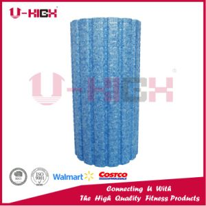 EPP Vibration Foam Roller Blue Gear Style pictures & photos