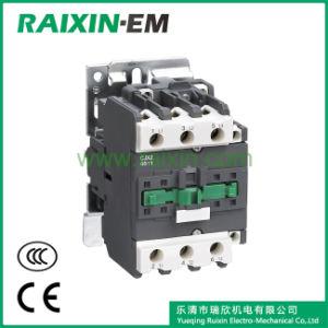 Raixin Cjx2-6511 AC Contactor 3p AC-3 380V 30kw Green pictures & photos