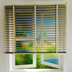 2017 New Style New Material Vertical Blinds Sunshutter pictures & photos