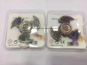 Shineme High Quality Titanium Fidget Spinner Hand Spinner (SMFH097) pictures & photos