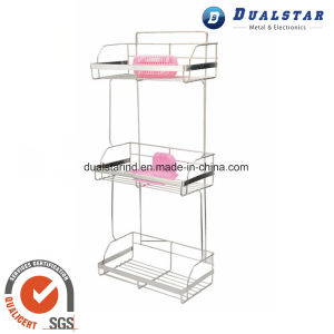 Stainless Steel Flat Iron Three Corners Rack pictures & photos