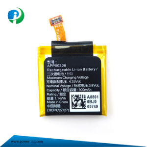 300mAh 3.8V High quality Polymer Battery pictures & photos