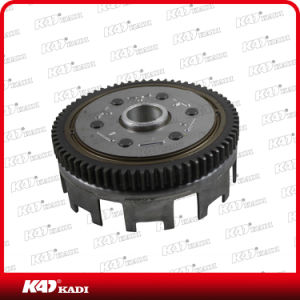 Hot Sale Motorcycle Engine Parts Motorcycle Clutch Basket Clutch Cover for Wave C110 pictures & photos