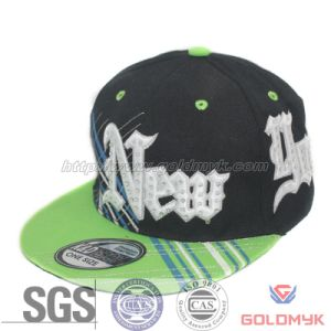 New York Embroidery Snapback Cap (GKA15-A00036) pictures & photos