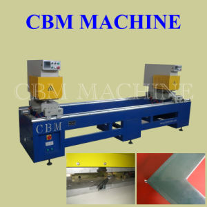 PVC Window Double Head Seamless Welding Machine of Window Machine pictures & photos