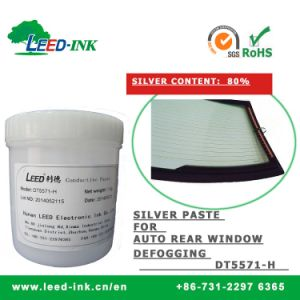 Silver Paste for Vehicle Rear Window Defogging (DT5571-H)