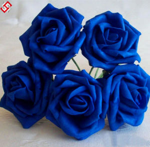 Artificial Faux Foam Wedding Rose Wedding Flower