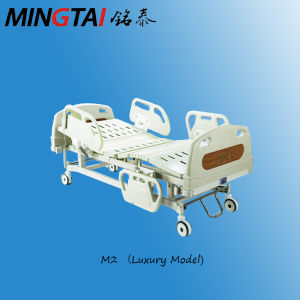Hospitals Bed, M2 Electric ICU Hospital Bed (Luxury Model) pictures & photos
