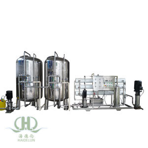 UF Mineral Water System (HDN-15TPH)
