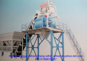 Hongda Concrete Mixing Plant 60m3/H pictures & photos