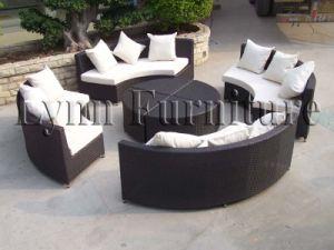 Garden Sofa Set (LN-025) pictures & photos