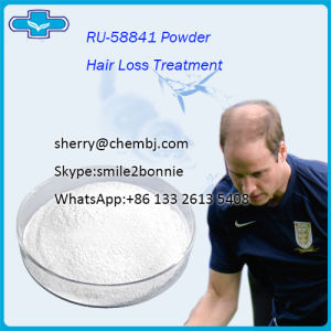 Powerful Effective Hair Loss Treatment Drugs Ru-58841 pictures & photos