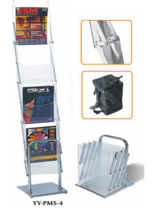 Portable Brochure Holder (YY-PMS-3)