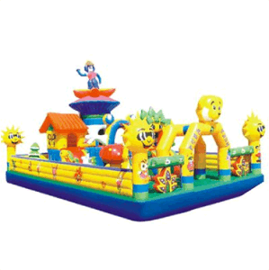 Inflatable Lovely Bouncer Bouncy Castle for Kids Inflatable Toys (JS4001) pictures & photos