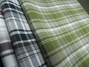 CVC Yarn Dyed Twill Checks for Shirt pictures & photos
