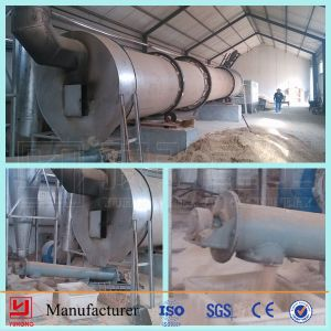 2016hot Sale Henan Yuhong ISO9001 & CE Approved Sawdust Rotary Dryer pictures & photos