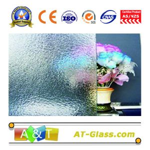 4mm Clear Mistlite Pattern Glass Used for Window Glass Furniture Glass pictures & photos