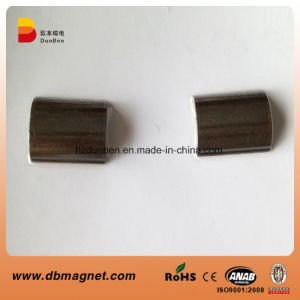 Permanent Arc SmCo Magnet for Electrical Parts pictures & photos