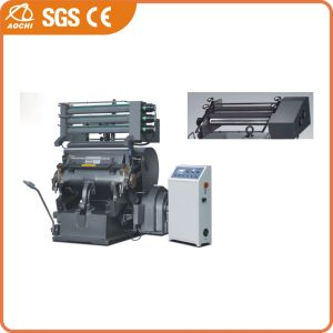 Dual-Use Computer Bronzing Die Cutting Machine (TYMB-750) pictures & photos